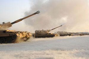 Vì sao pháo binh Anh 'chia tay' pháo tự hành AS90?
