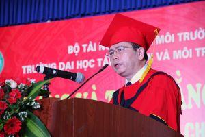 Trường Đại học TN&MT Hà Nội: Gần 1.000 tân thạc sĩ, kỹ sư và cử nhân tốt nghiệp năm 2018