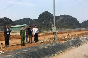 Mai Sơn – Sơn La: Siết chặt công tác bảo vệ môi trường