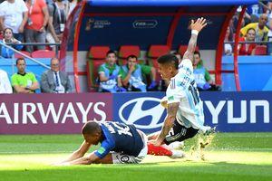 CĐV chỉ trích các cầu thủ Argentina chơi quá bạo lực