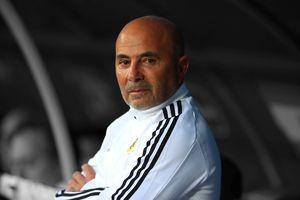 HLV Sampaoli quyết không từ chức sau thất bại của Argentina