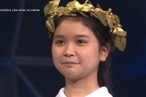 Chiến thắng nghẹt thở của nữ sinh Huế ở cuộc thi tuần Olympia