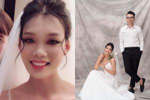 Nguyễn Hợp Next Top lên xe hoa sau khi bí mật sinh con