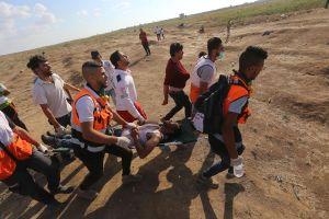 Dải Gaza rực lửa, hơn 300 người thương vong, UAV Israel bị bắn rụng
