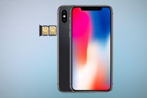 2 trong số 3 phiên bản iPhone 2018 sẽ có SIM kép?