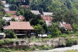 Lai Châu: Hàng nghìn hộ dân ở huyện Mường Tè đang bị cô lập sau lũ