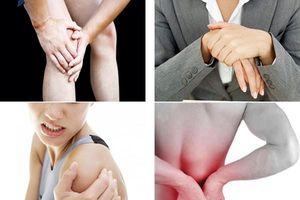 Đây chính là những nguyên nhân gây đau nhức xương khớp