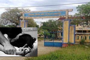 Cô giáo bị hiếp dâm ngay tại trường ở Thừa Thiên - Huế: Chủ tịch thị xã lên tiếng