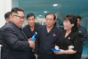 Kim Jong Un thăm nhà máy mỹ phẩm gần biên giới Trung Quốc