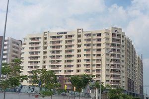 'Nóng' chuyện tranh chấp phí bảo trì chung cư