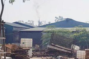 Vụ 'Hàng loạt nhà xưởng sản xuất gỗ ép hoạt động trái phép, gây ô nhiễm môi trường ở Đình Xuyên (Gia Lâm – Hà Nội)' Bài 5: Xưởng sản xuất gỗ ép trái phép tại xã Đình Xuyên, vì sao UBND huyện Gia Lâm không báo cáo lên Sở Tài nguyên & Môi trường?