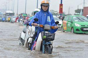Ngập nước vẫn là nỗi ám ảnh với người dân TP HCM trong nhiều năm tới