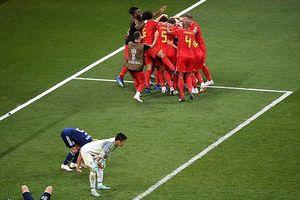 Ngược dòng ngoạn mục hạ Nhật Bản, 'Những con quỷ đỏ' Bỉ quá đỏ
