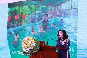 Quỹ từ thiện Bloomberg vào cuộc chống đuối nước ở trẻ em Việt Nam