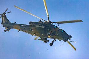 Tiết lộ gây 'chấn động' về trực thăng tấn công Z-10 của Trung Quốc