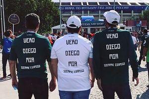 CĐV mang tới 4 thẻ FanID World Cup và câu chuyện lay động trái tim hàng triệu người