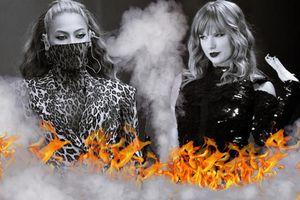 Đại chiến 'siêu tour' 2018 giữa Taylor Swift và vợ chồng Beyoncé: tỉ số 1-0 tạm thời nghiêng về…