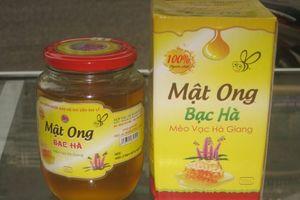 Hà Giang: Phát triển mật ong bạc hà trở thành sản phẩm du lịch đặc thù trên cao nguyên đá Đồng Văn