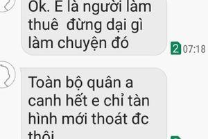 Bình Định: Bị đe dọa, hành hung khi mua hồ sơ mời thầu