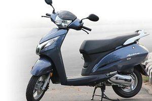 Chi tiết xe ga giá rẻ Honda Activa mới giá chỉ 20 triệu