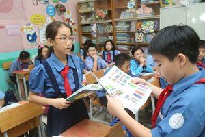 Hạ điểm chuẩn vào lớp 6 các chương trình song bằng tại Hà Nội