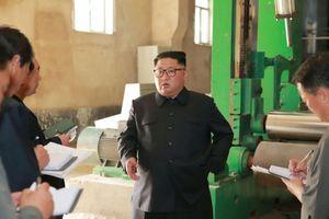 Chủ tịch Triều Tiên Kim Jong Un bất ngờ nổi trận lôi đình