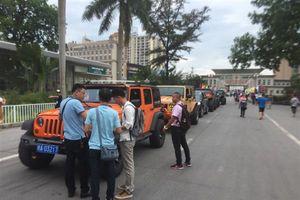 Đã có 63 lượt xe du lịch tự lái Trung Quốc nhập cảnh vào Việt Nam