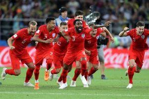 Nhìn lại màn trình diễn của 11 cầu thủ Anh trước Colombia