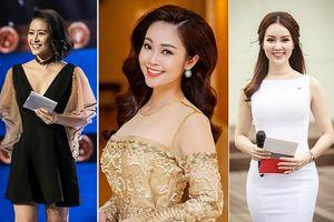 Nhan sắc và tài năng của dàn nữ MC lọt vào đề cử VTV Awards 2018