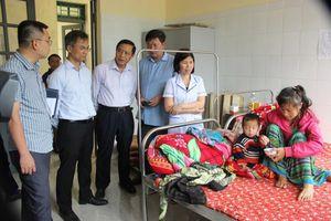 Lào Cai: Xuất hiện dịch sởi trái mùa