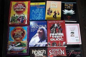 Sách siêu rẻ có nâng cao văn hóa đọc?