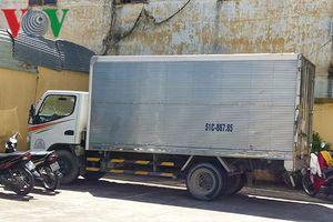 Trộm xe tải chở đầy nước ngọt khi tài xế say rượu
