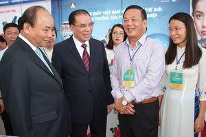 Masan, Samsung góp phần thay đổi diện mạo Thái Nguyên
