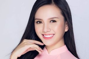 Em gái của Vũ Hoàng Điệp lọt vòng chung kết Hoa hậu Việt Nam