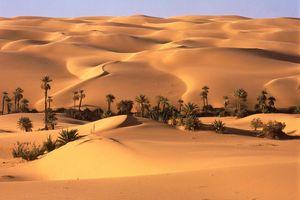 9 vùng đất nóng nhất thế giới
