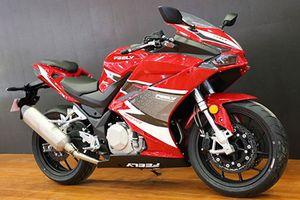 Xe môtô Trung Quốc 'nhái' Honda CBR250RR giá chỉ 39 triệu
