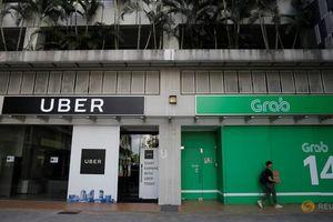 Singapore: Thương vụ Grab - Uber làm giảm cạnh tranh, tăng giá cước