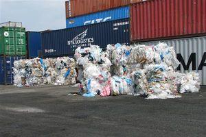 Dồn dập tìm chủ hơn 3.000 container phế liệu nhập khẩu