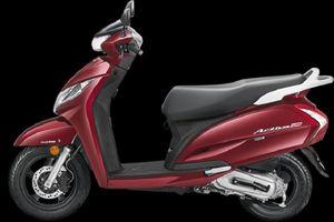 Honda Activa 125 2018 phong cách, giá rẻ: Sự lựa chọn phù hợp cho phái đẹp