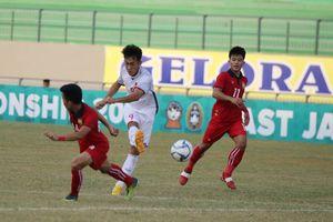 Hữu Thắng nã đại bác, U19 Việt Nam đại thắng U19 Lào