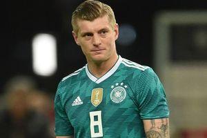 Toni Kroos giã từ tuyển Đức?
