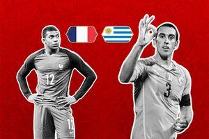 Pháp vs Uruguay: Mbappe có tốc độ, nhưng Godin kinh nghiệm