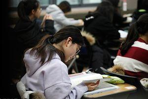 Thi đại học ở Hàn Quốc như đấu trường sinh tử