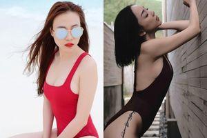 Nhiều sao nữ Việt khoe ảnh giải nhiệt cùng bikini