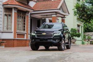 Cảm nhận Chevrolet Trailblazer - xứng tầm đối thủ của Toyota Fortuner
