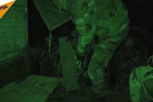 Quân đội Syria đánh đêm tấn công các nhóm khủng bố ở Lattakia