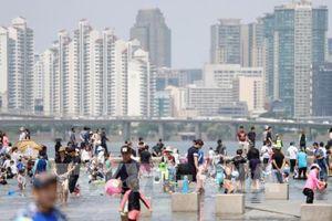 Nhu cầu sử dụng điện tại Hàn Quốc cao kỷ lục trong mùa Hè năm nay