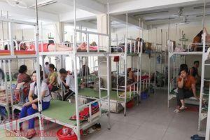 Cận cảnh khu nhà trọ bệnh viện Việt Đức chỉ 15 nghìn đồng/ngày
