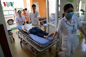 Bảo vệ công ty Yazaki ở Quảng Ninh đánh công nhân