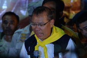 Đội bóng Thái Lan chưa sẵn sàng để lặn khỏi hang động